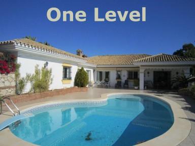 feriehus med privat pool